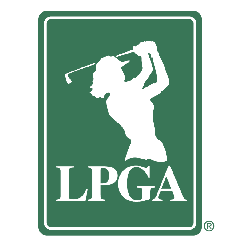 Ladies Professional Golf Association vector