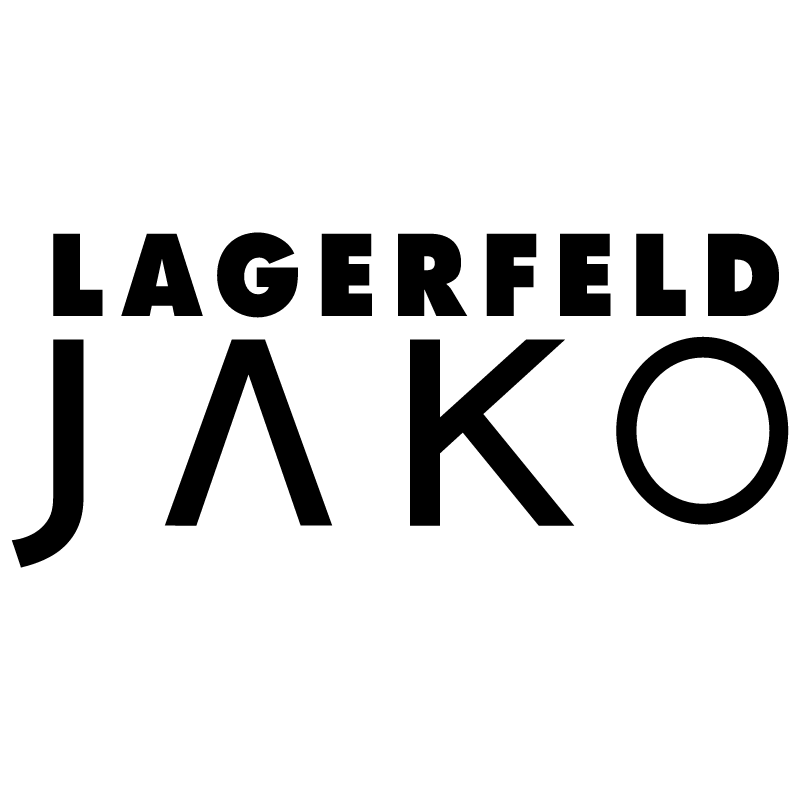 Lagerfeld Jako vector