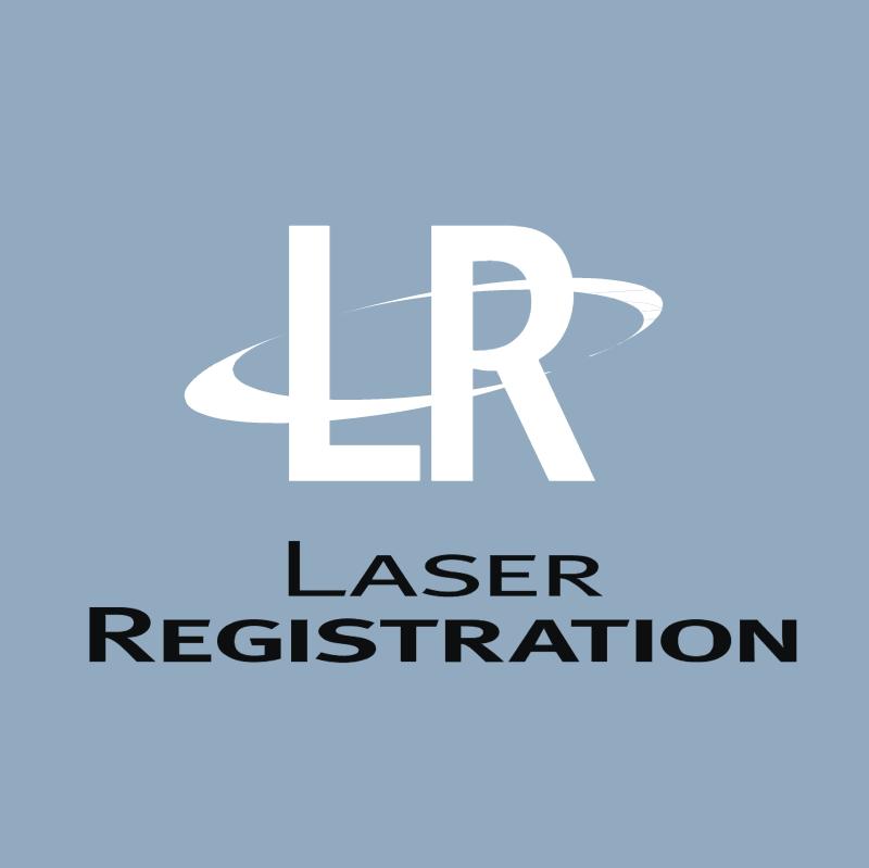 Laser Registration vector
