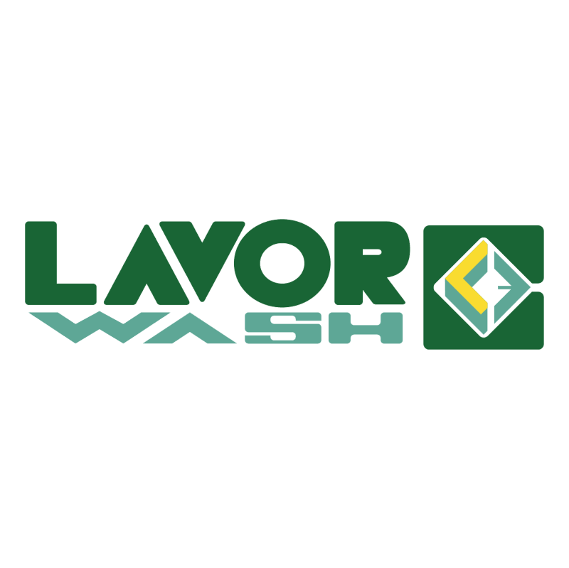 Lavor Wash vector logo