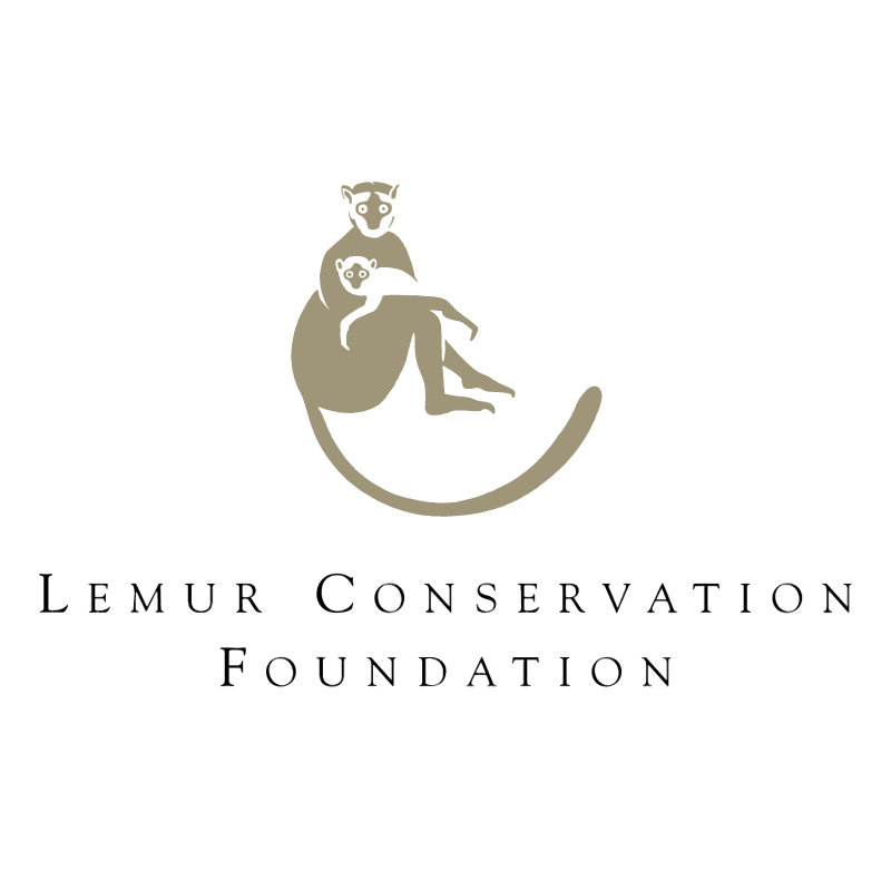 Lemur Conservation Foundation vector