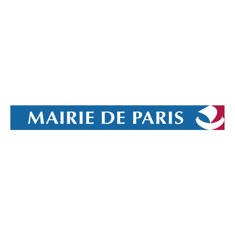 Mairie De Paris vector