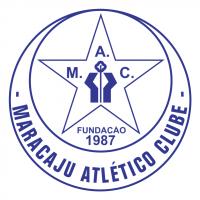 Maracaju Atletico Clube de Maracaju MS vector