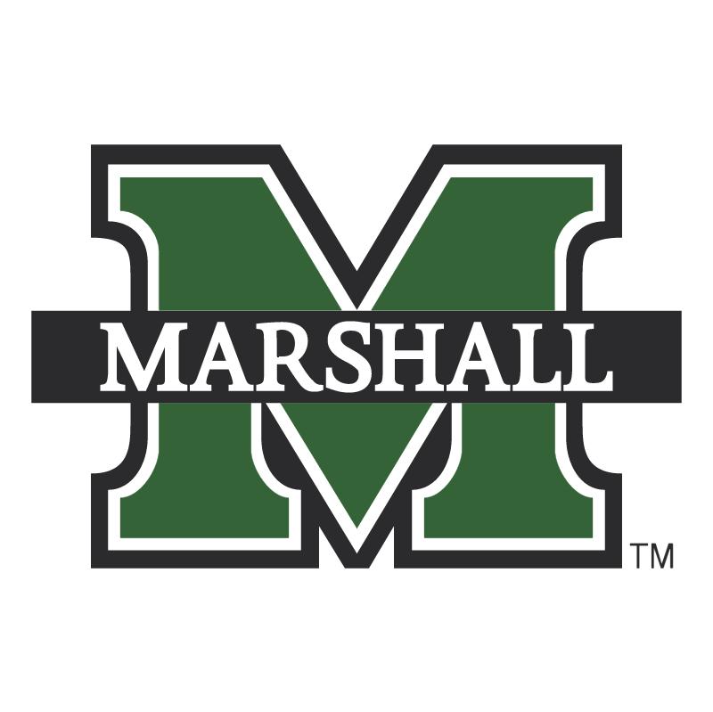 Marshall University vector logo