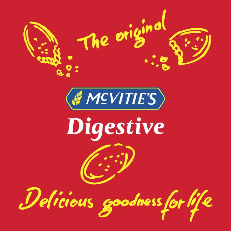 McVitie's vector logo