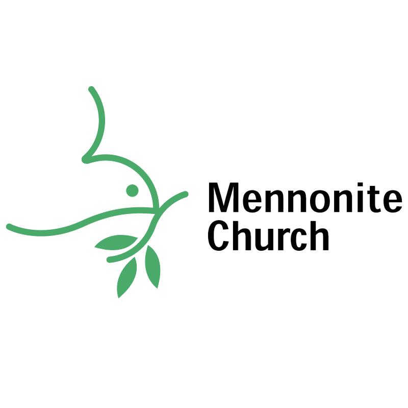 Mennonite Church vector logo