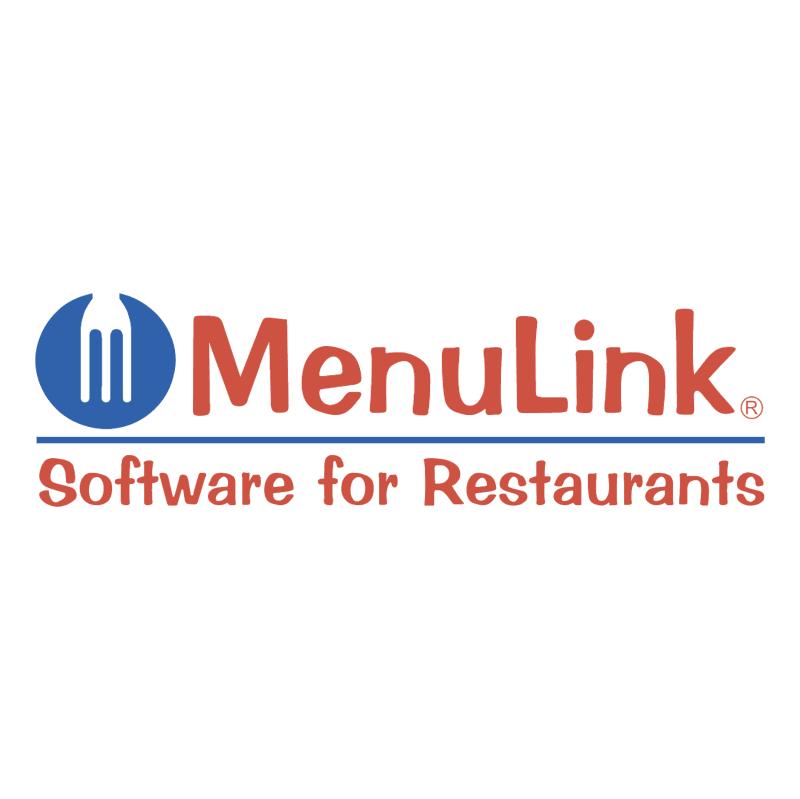 MenuLink vector