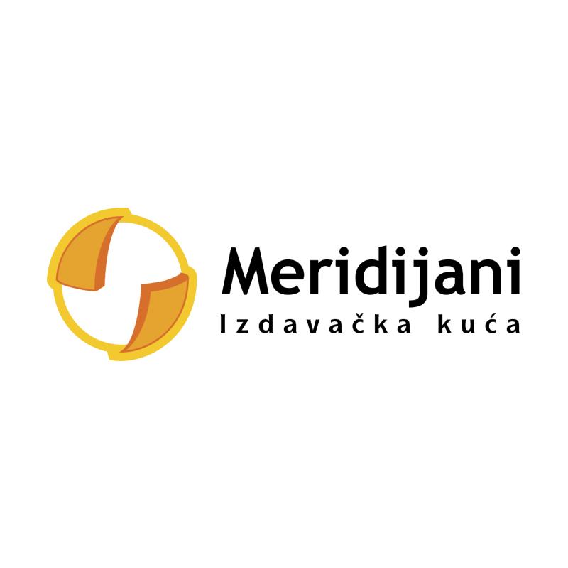 Meridijani Izdvacka kuca vector