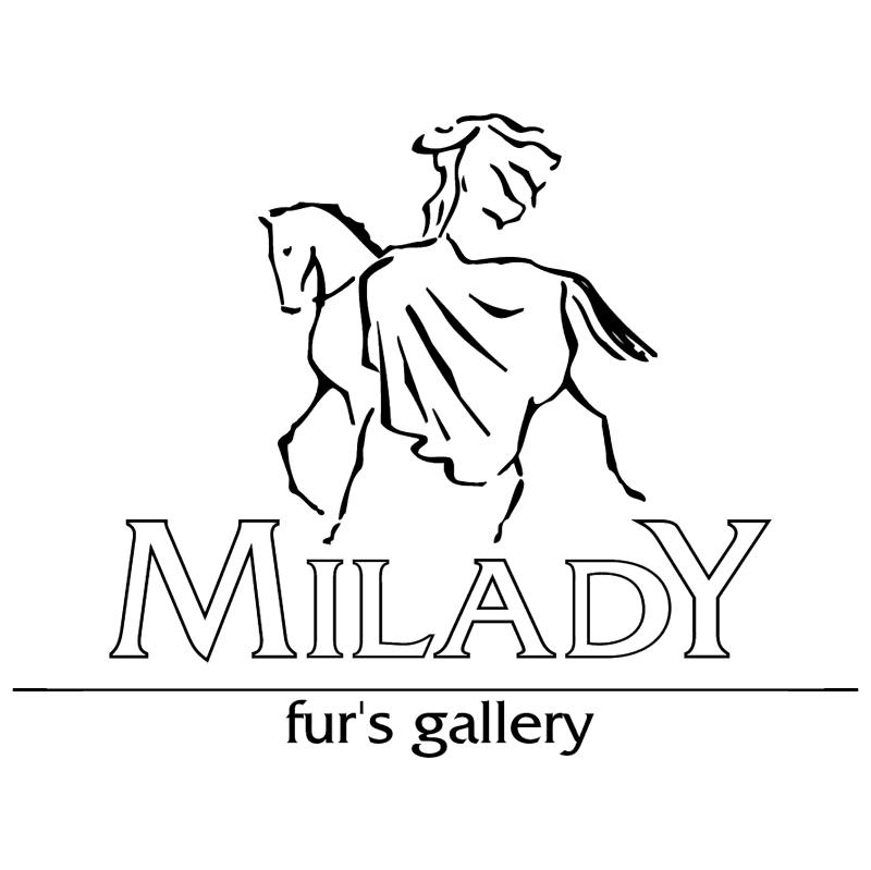 Milady vector logo