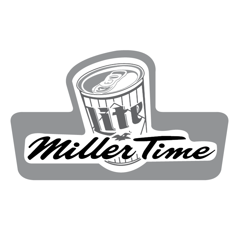 Miller Time vector