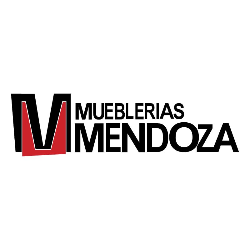 Mueblerias Mendoza vector