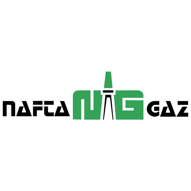 Nafta Gaz vector