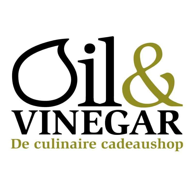 Oil & Vinegar vector logo