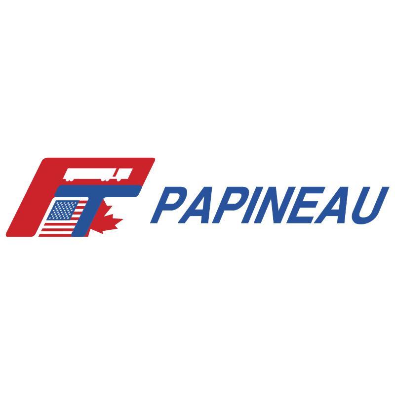 Papineau vector logo