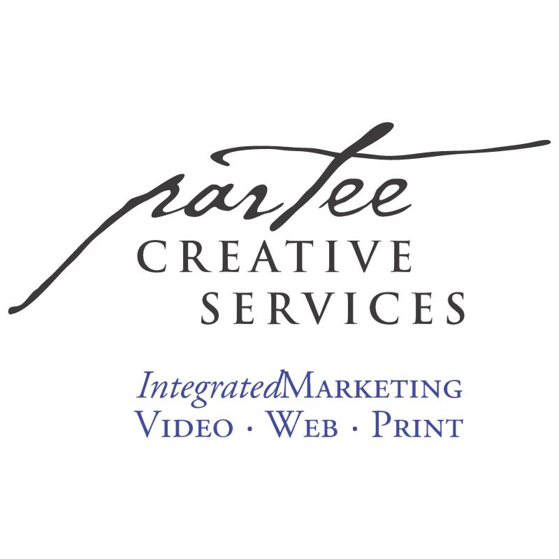Partee Creative Services vector