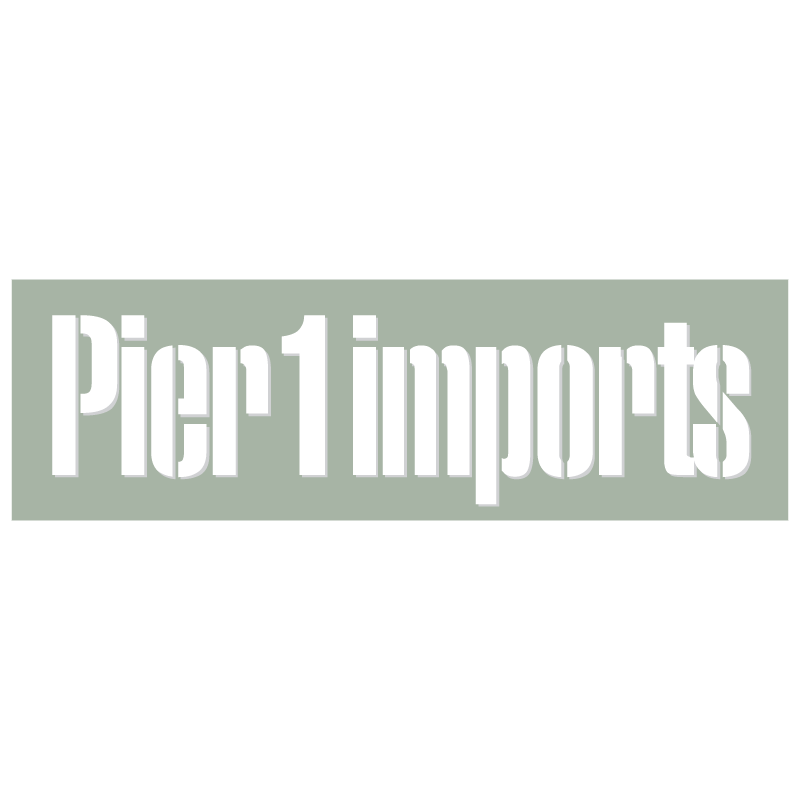 Pier1 Imports vector