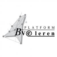 Platform BVE leren vector