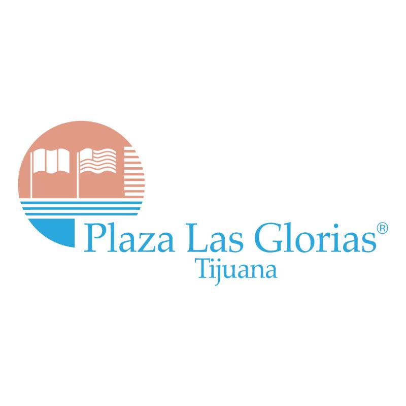 Plaza Las Glorias Tijuana vector logo