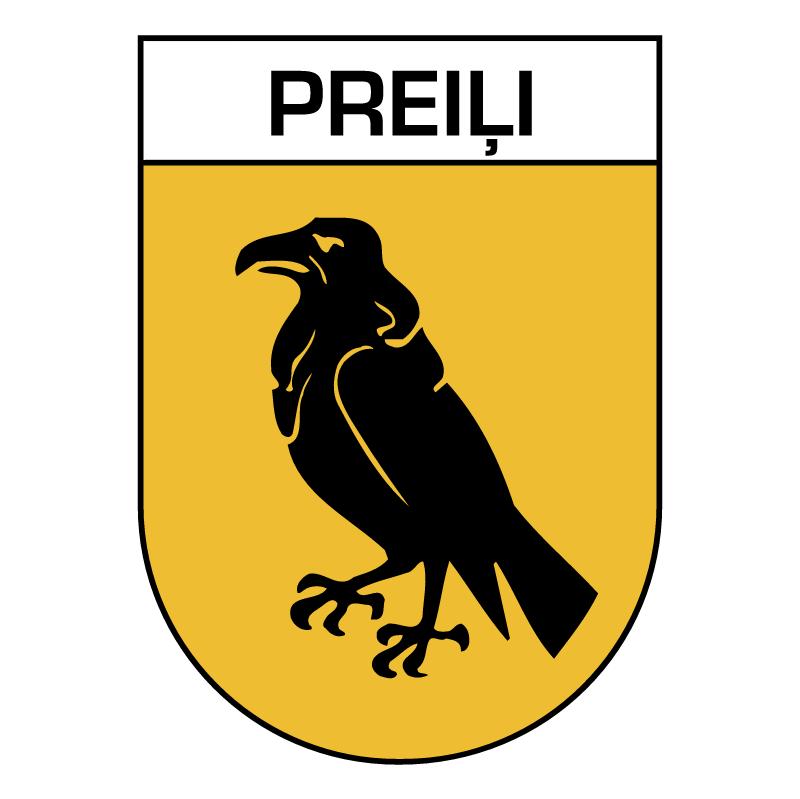 Preili vector logo