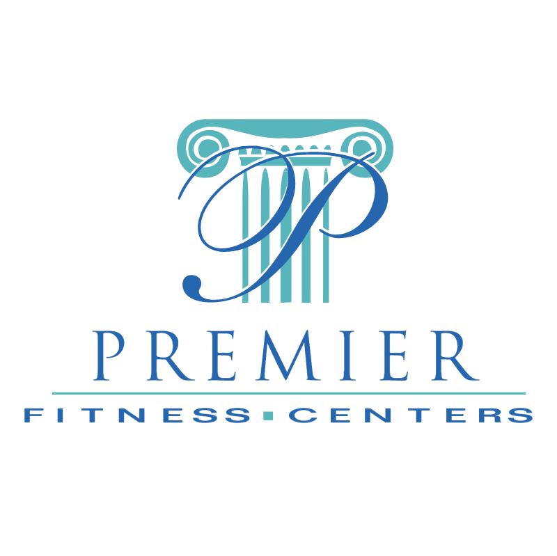 Premier Fitness Centers vector