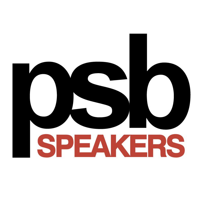 PSB Speakers vector logo