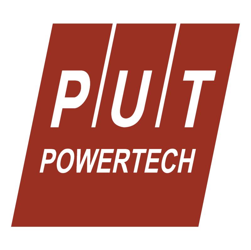 Put Powertech, Inc vector