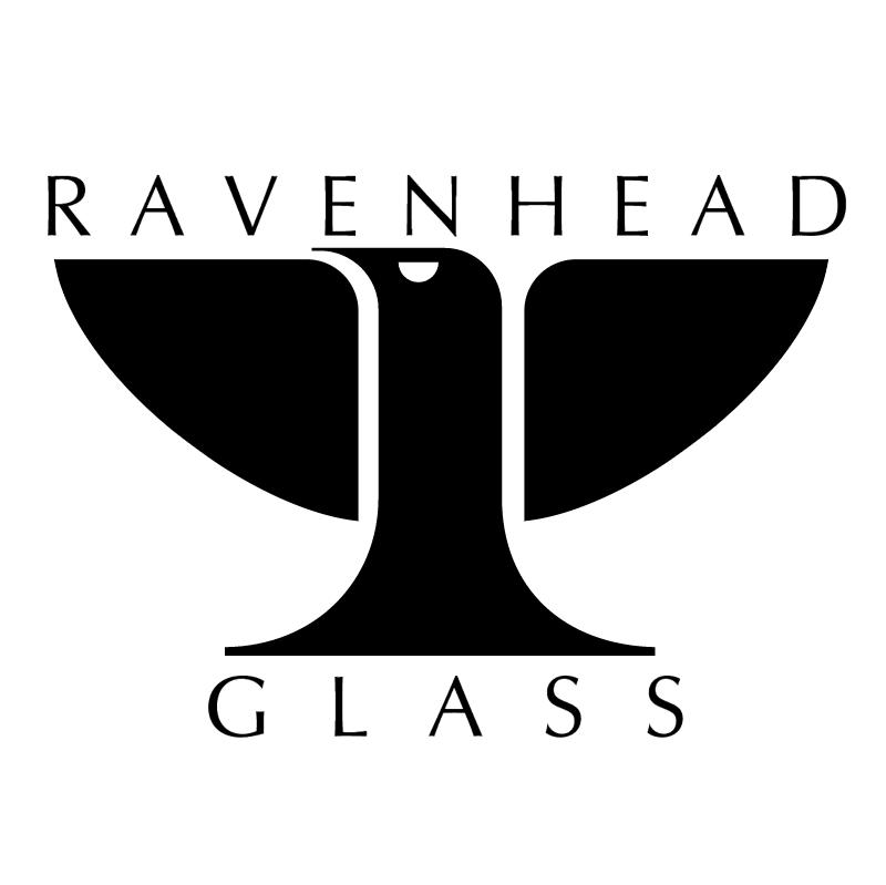 Ravenhead Glass vector logo