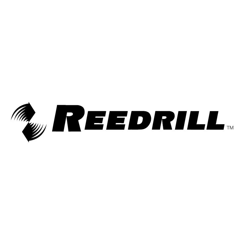 Reedrill vector logo