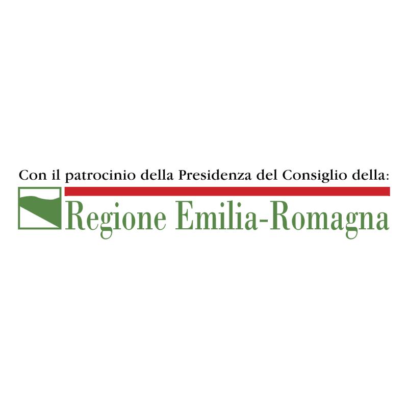 Regione Emilia Romagna vector