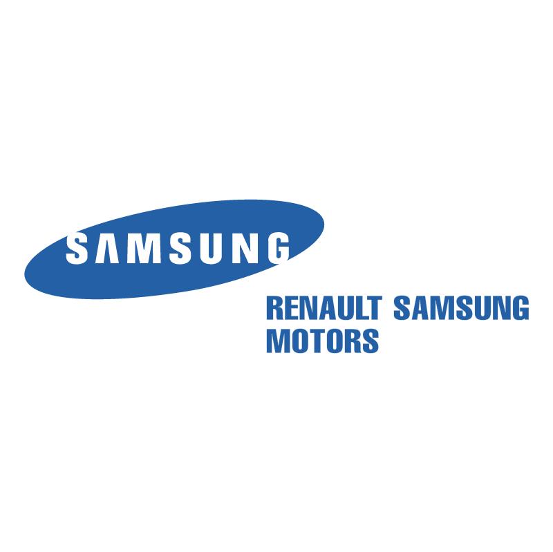 Renault Samsung Motors vector