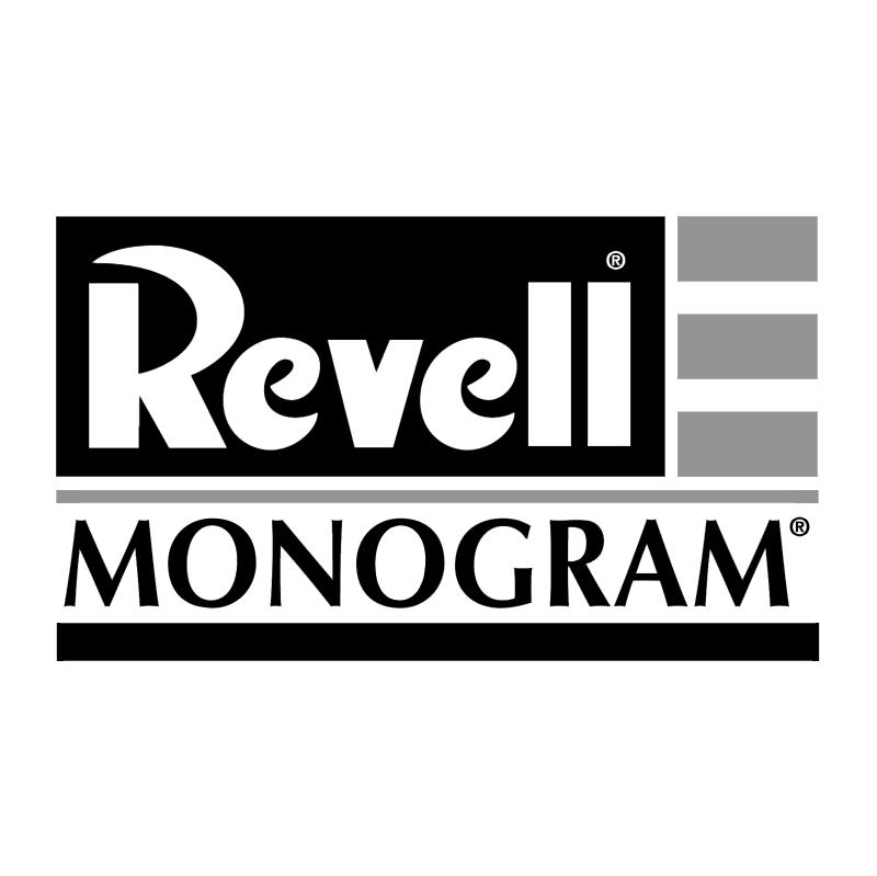 Revell Monogram vector