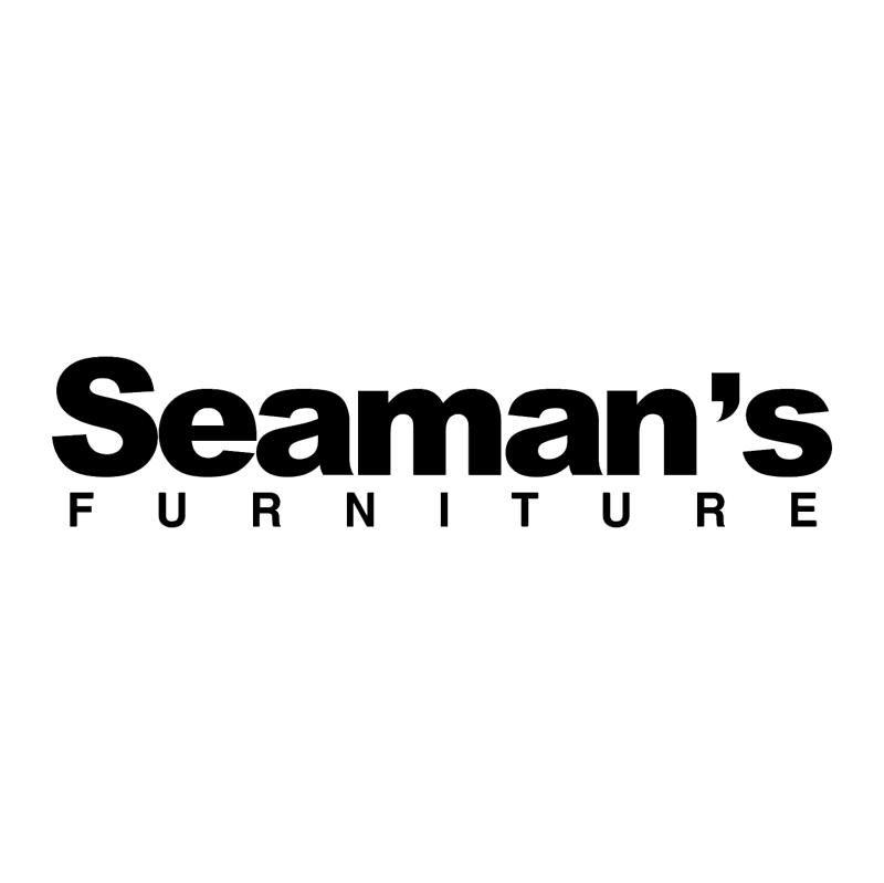 Seaman's Furniture vector