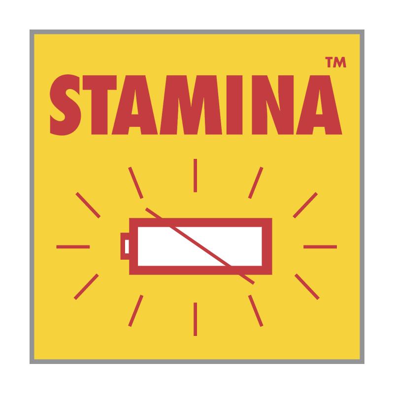 Sony Stamina vector logo
