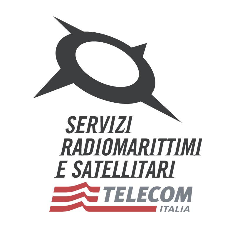SRS Telecom Italia vector