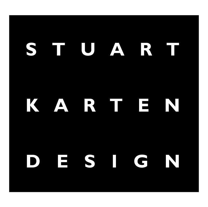 Stuart Karten Design vector