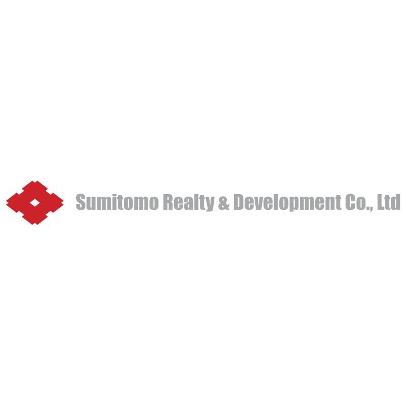 Sumitomo Realty & Development vector