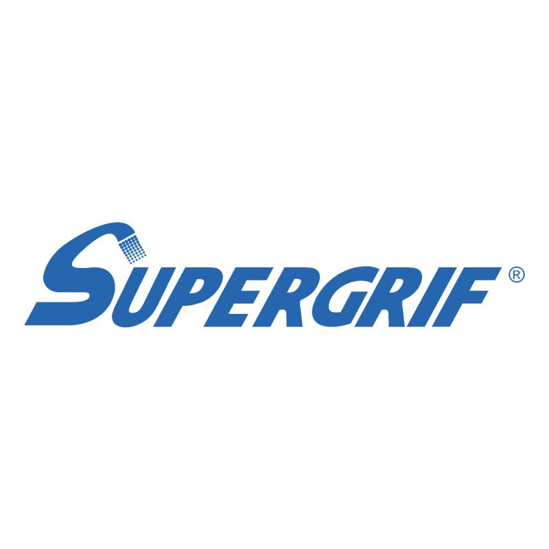Supergrif vector logo