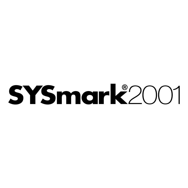 SysMark2001 vector