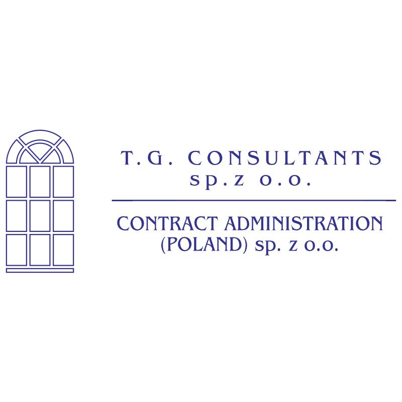 TG Consultants vector