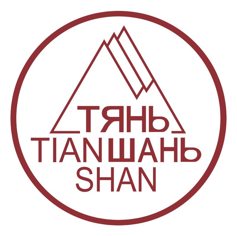 Tien Shan RTM vector logo