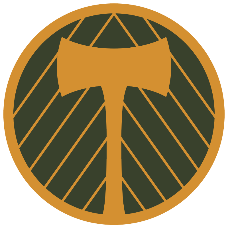 Timbers Portland vector