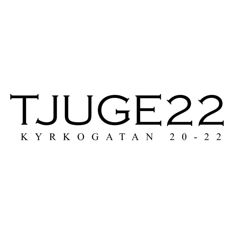 TJUGE22 vector