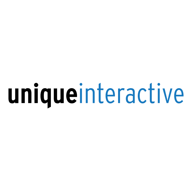 Unique Interactive vector