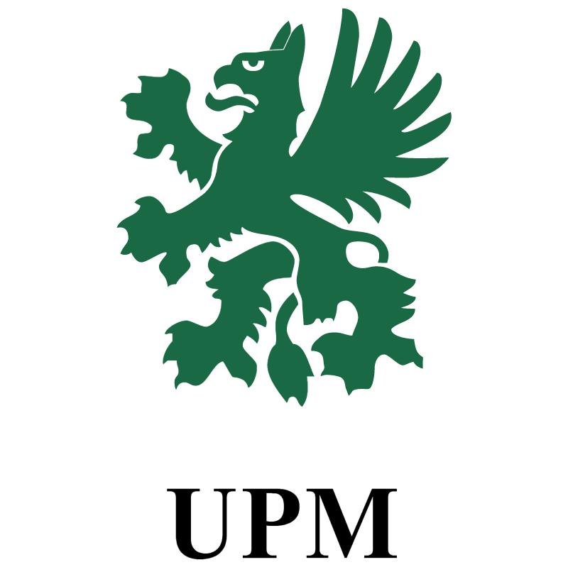 UPM vector logo