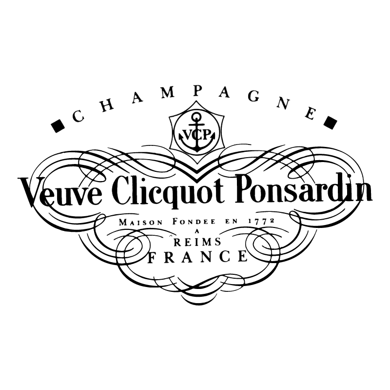 Veuve Clicquot Ponsardin vector