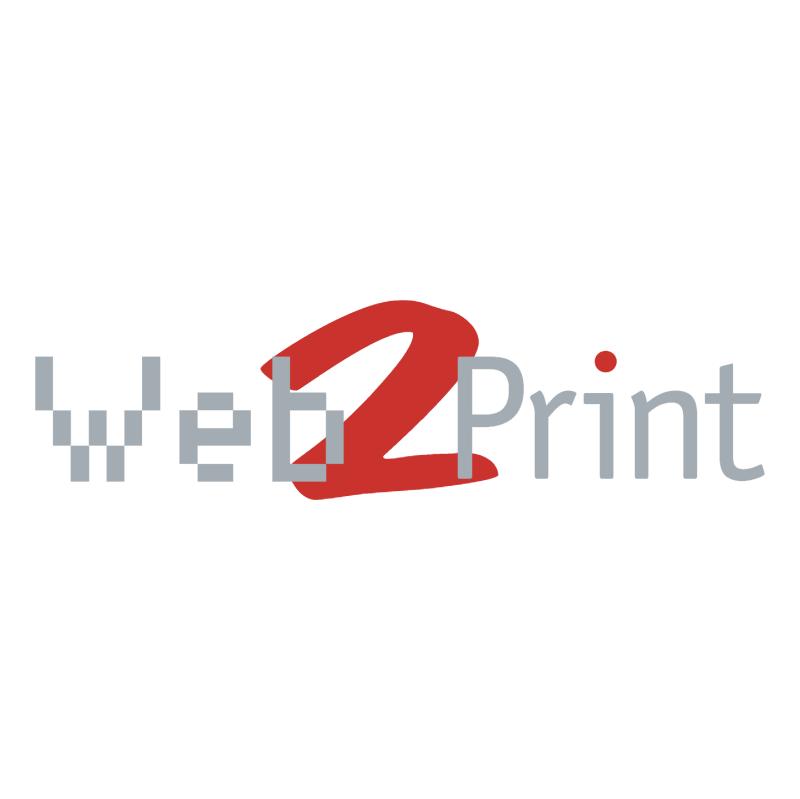 Web2Print vector