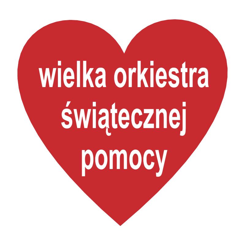 Wielka Orkiestra Swiatecznej Pomocy vector