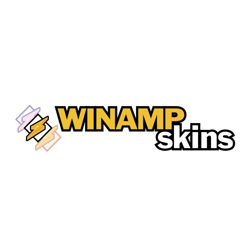 Winamp skins vector