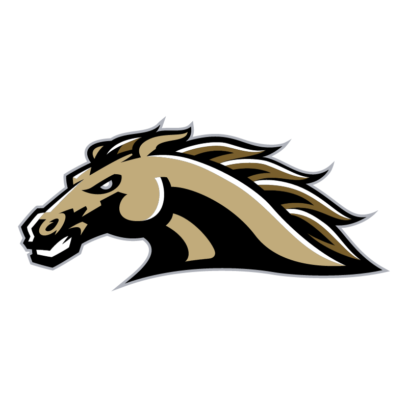 WMU Broncos vector logo