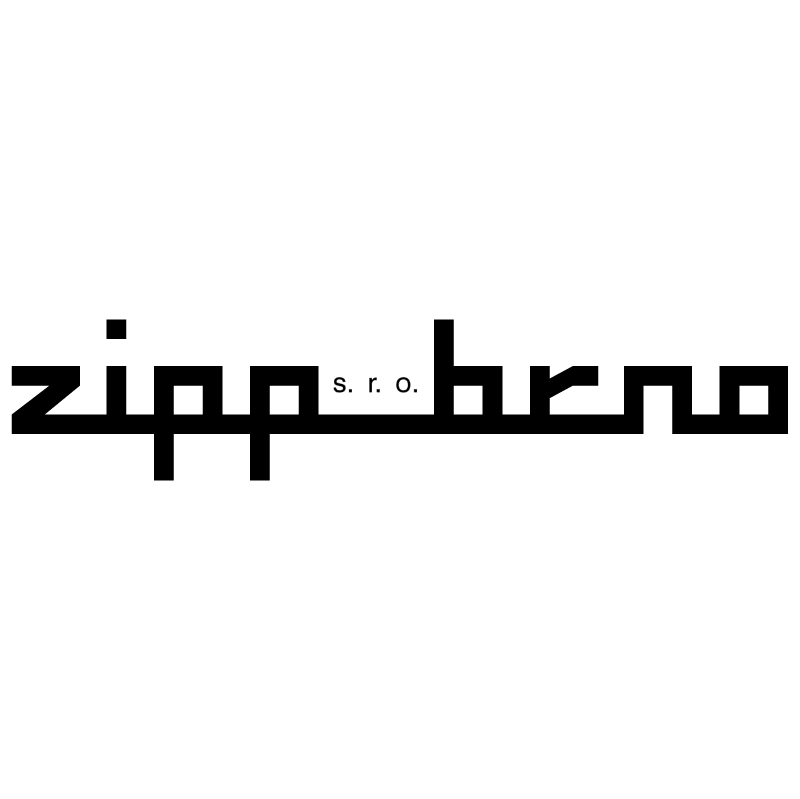Zipp Brno vector logo